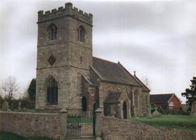 St Mary, Harley - Picture