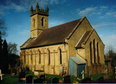 Christ Church, Cressage - Picture