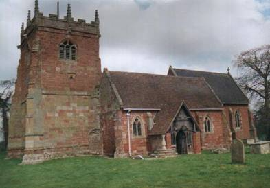 St Peter, Cound - Picture