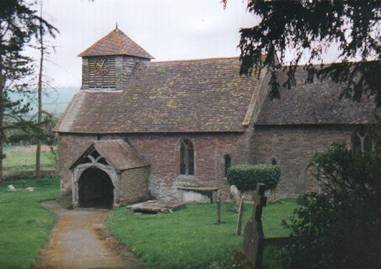 St Michael and All Angels, Stanton Long - Picture